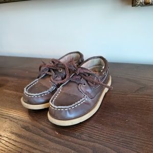 Boat Shoes Size 8 Toddler Boys